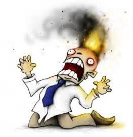 house head exploding