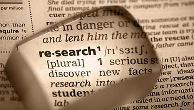 Research And Fiction Writing