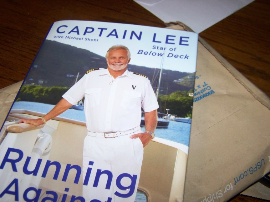 Author Interview: Captain Lee Rosbach